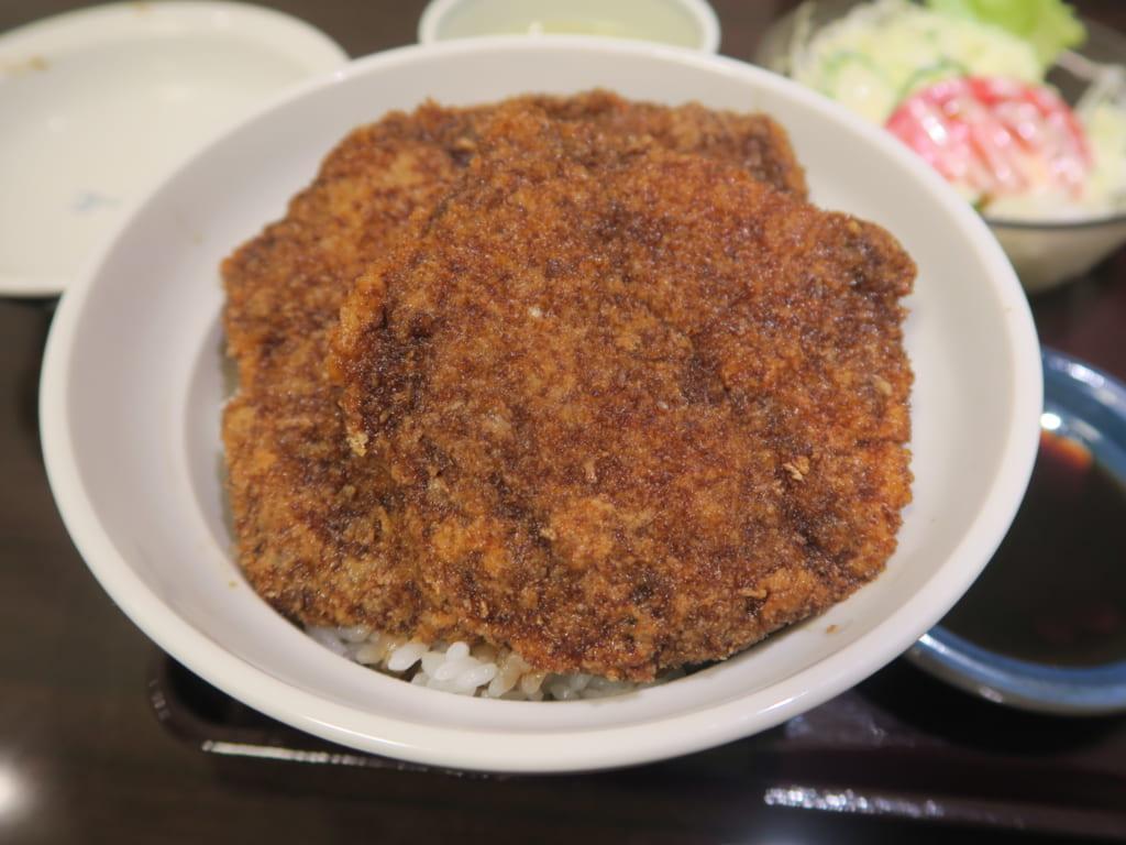 ご飯に合うソースカツ丼のソース