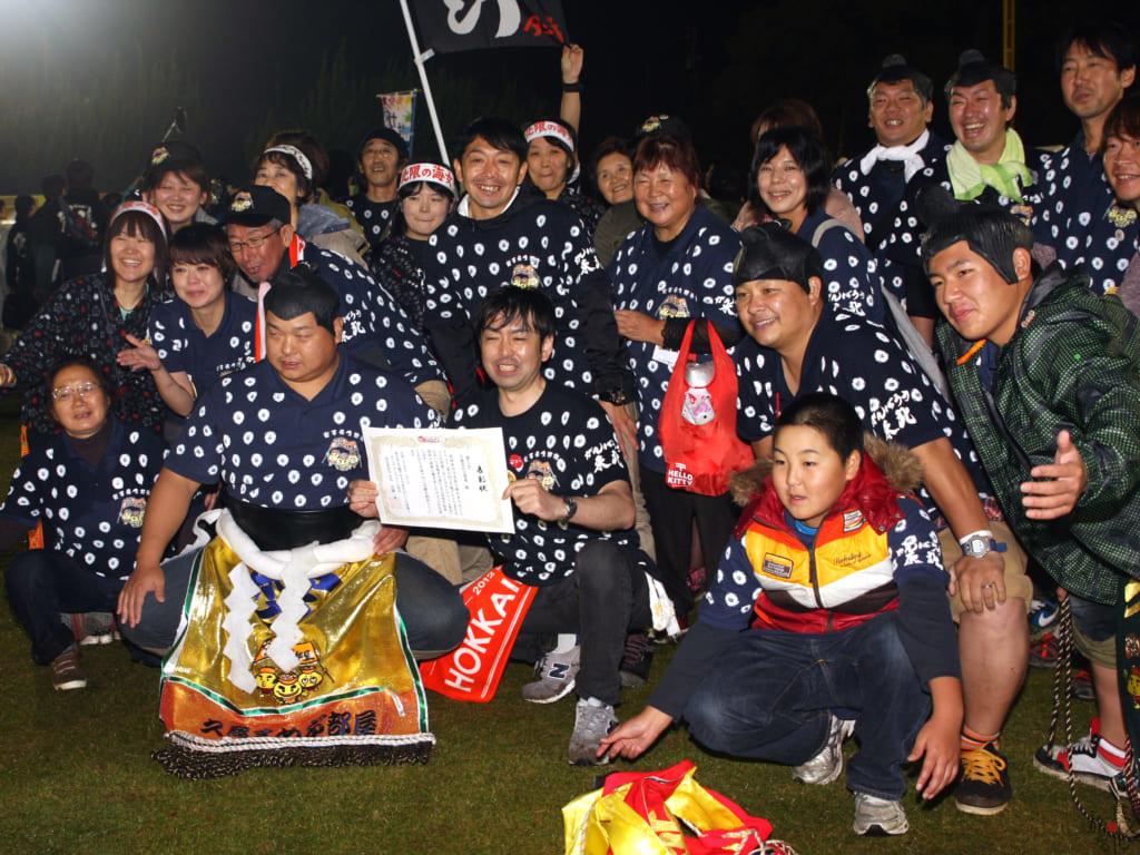 B-1グランプリ豊川大会で5位入賞