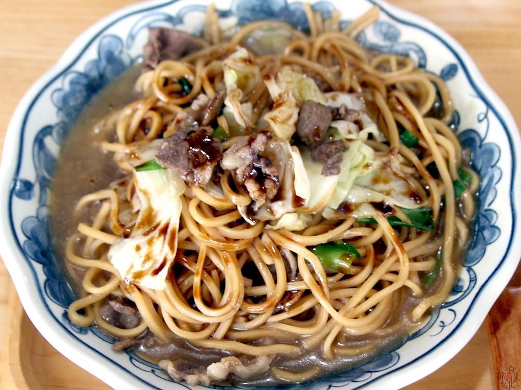 汁麺タイプのローメン