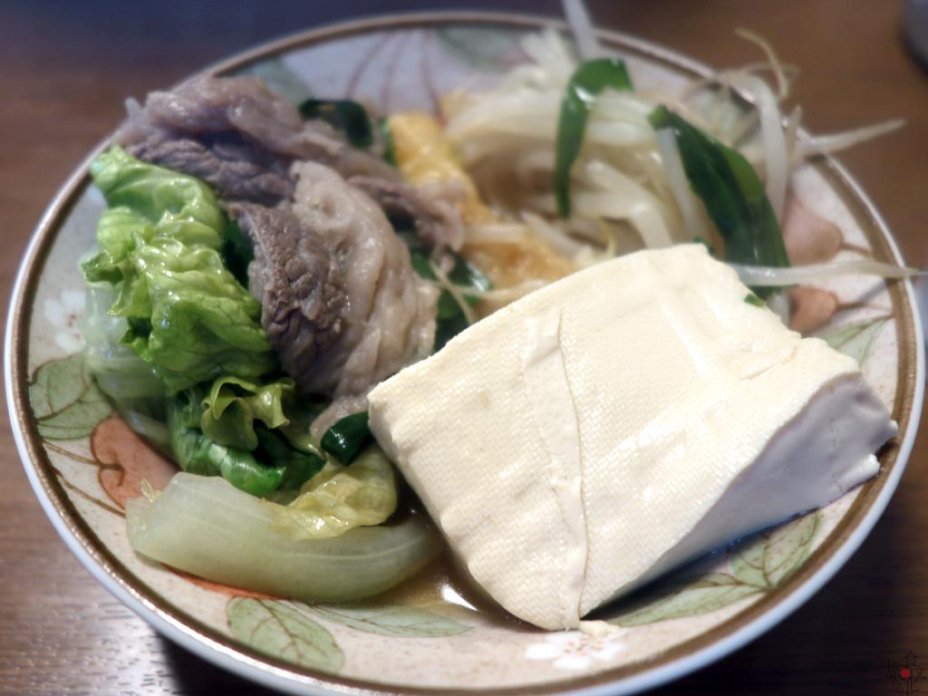 味が染みた豆腐も絶妙