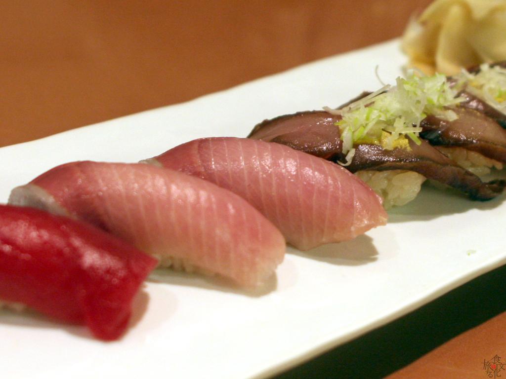 江戸前の握り寿司