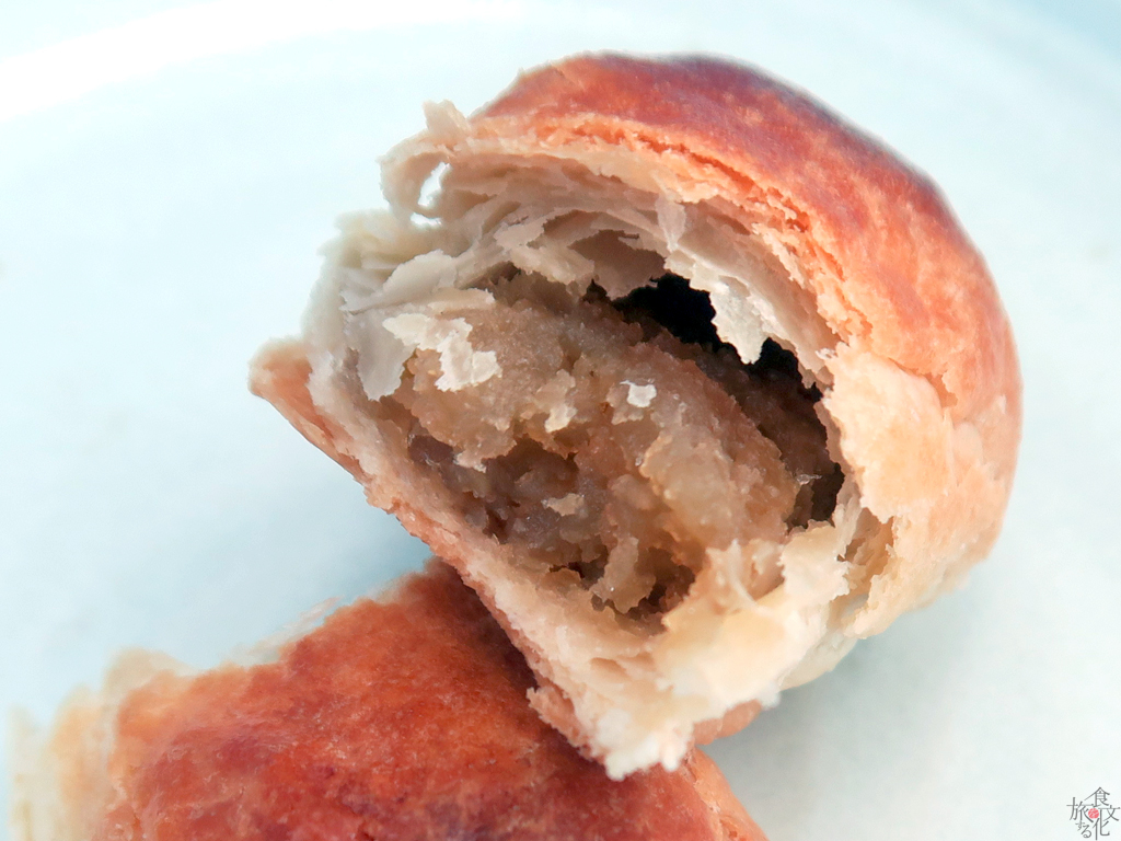 那珂湊の洋菓子「ほっしーも」は干し芋が原料