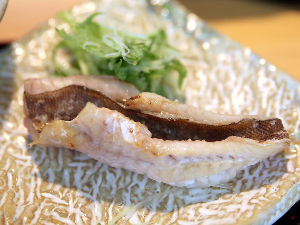 メバルの塩焼き